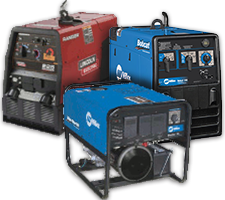 Engine Drive Welders, Welder Generators, Miller Engine Drive, Lincoln Electric Engine Drive