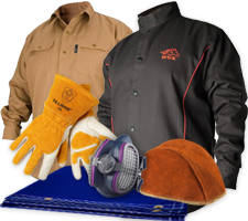 Safety Welders Supplies