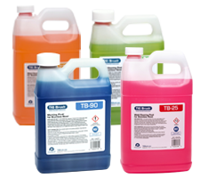 Ensitech Fluid TIG Brush Fluids